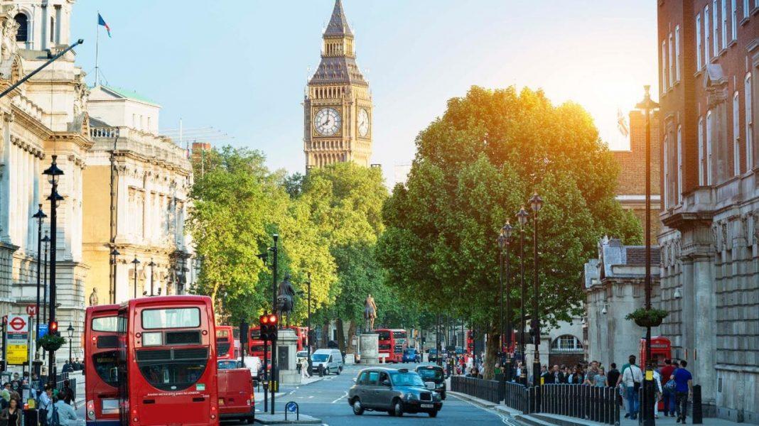 مسابقة تصوير الحدائق والبساتين لندن 2020