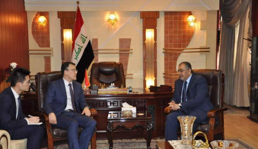 آفاق التعاون الثنائي العراقي الصيني في المجالات التعليمية والبحثية