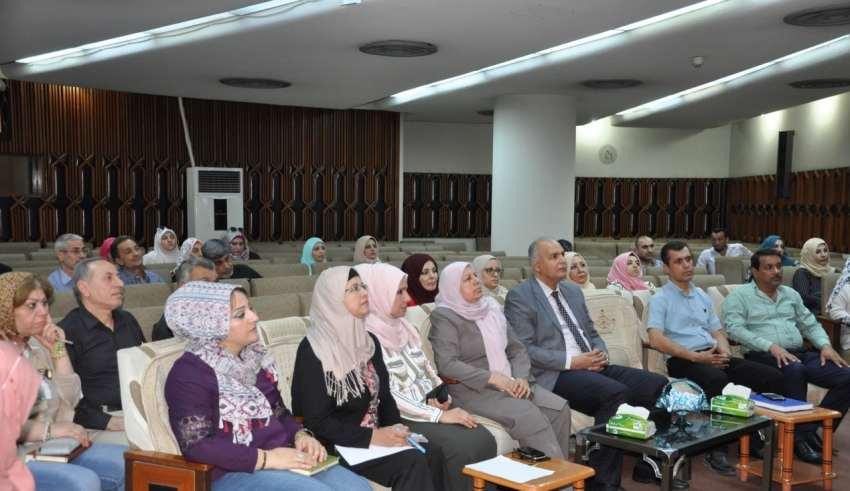 وزارة العلوم والتكنولوجيا تنظم ورشة عمل عن الأمن الغذائي